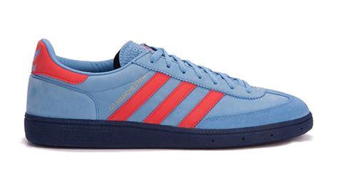 Sepatu Adidas Gt Manchester adidas gt manchester spzl light blue bright sneakerfiles