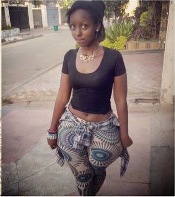 how wide is vagaina kenyan girl with wide hips and slim waist rocks the hood