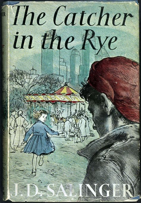 books with similar themes to catcher in the rye 1950 to 2000 books that shaped america exhibitions