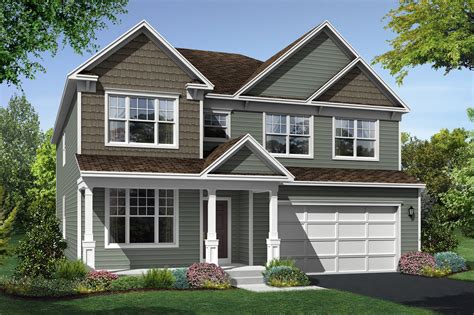 k hovnanian homes breaks ground on new lisle subdivision