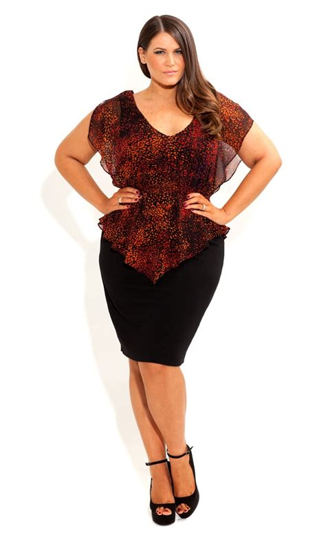 affordable plus size clothing collection