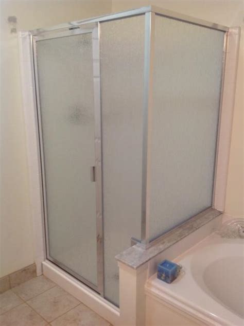 Standard Shower Door Systems Mgd Glassworks Inc Standard Shower Doors