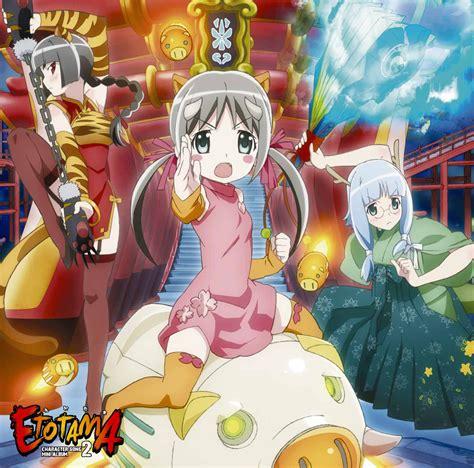 tv anime quot etotama quot character song mini album 2 etm