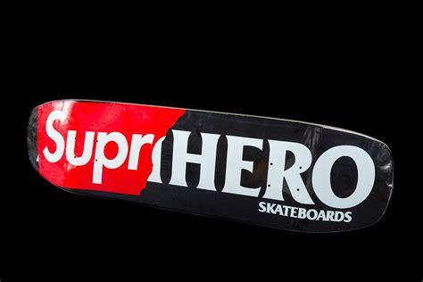 supreme skateboards supreme x anti skateboard deck