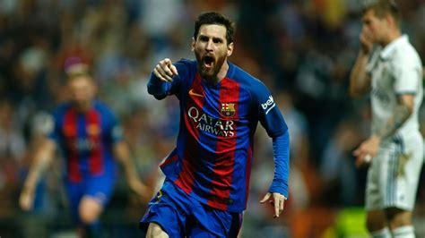 500 up for lionel messi real madrid fans curse barcelona