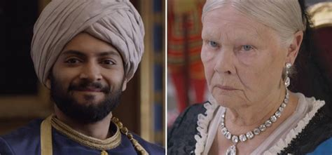 film queen victoria 2017 trailer of victoria abdul starring judi dench and ali fazal