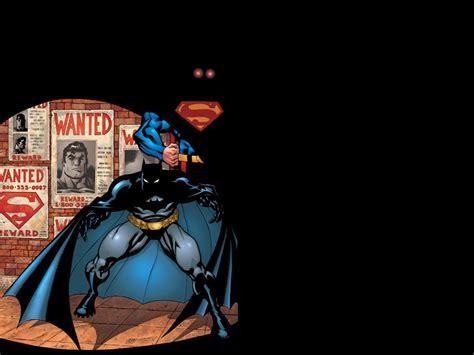 Tenda Terowongan Superman Batman 1 batman superman wallpaper comic community gallery of comic