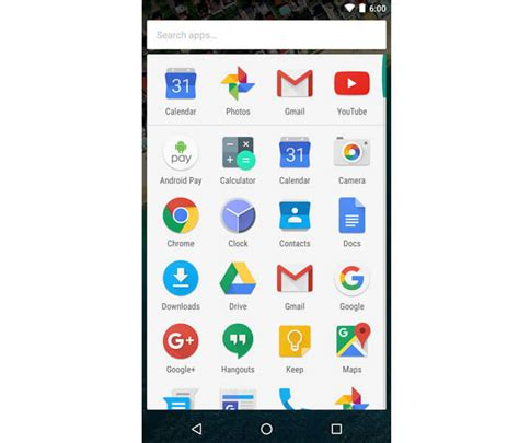 application for android installer la nouvelle interface android sur un vieux