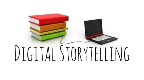 digital storytelling tools and apps