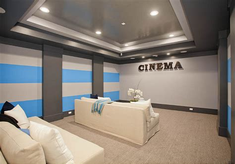 image gallery home theater room colors