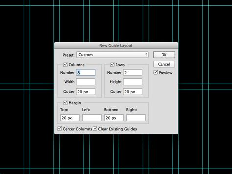 guide layout photoshop cc new guide layout feature for photoshop cc 2014 2 by seth