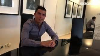 christiano ronaldo haus sport real madrid cristiano ronaldo gives grand