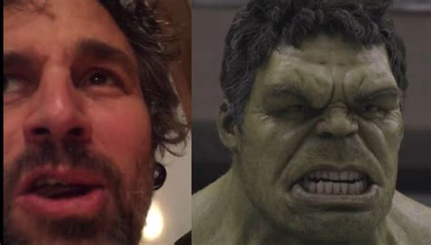actor who plays hulk in the thor and avengers series of movies mark ruffalo