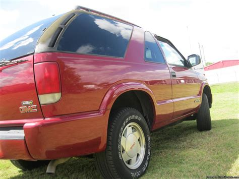 gmc jimmy gmc jimmy suv 2 door for sale used cars on buysellsearch