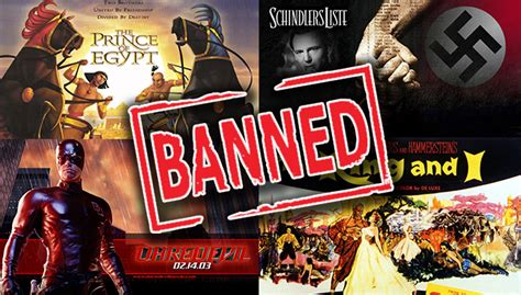 film malaysia yang di banned they re a no show major movies banned in malaysia free