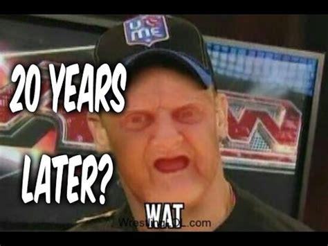 Memes De John Cena - john cena in 20 years wrestling memes youtube