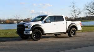 roush ford f 150 supercharged truck review with