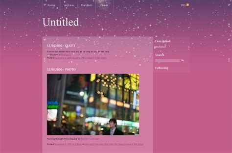 tumblr themes quirky 40 free tumblr themes to jump on stylish blog appearance