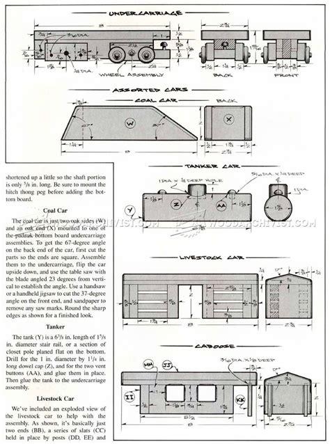 wooden boat toy plans wooden toy train plans woodarchivist