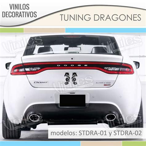Sticker Tuning Zacatecas by Par De Vinilos Stickers Tuning Dragones Varios Dise 241 Os