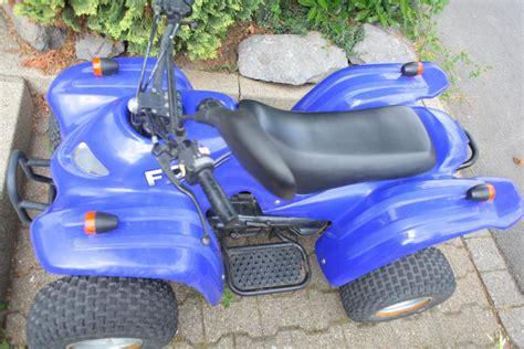 50ccm Motorrad Basel by Adly Eppela Quad 50ccm Blau Mit Strassenzulassung