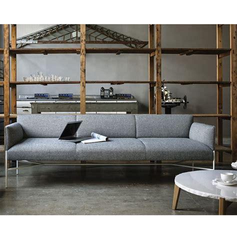 tacchini sofa tacchini sofa upholstered 3 seater leather sofa sesann