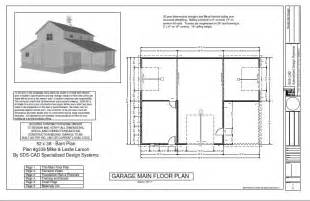 Barn Home Plans Blueprints Gallery For Gt Pole Barn House Plans Blueprints