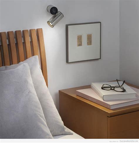 apliques pared dormitorio l 225 mparas tu casa bonita ideas para decorar pisos modernos