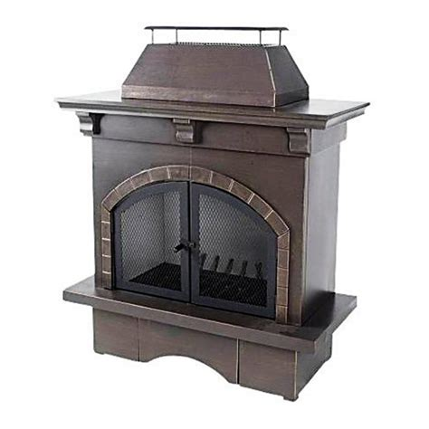 Outdoor Fireplace Lowes by Wood Burning Outdoor Fireplace Kits Home Design Inspirations
