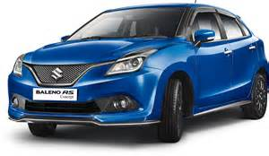 Maruti Suzuki Pictures Exclusive Maruti Suzuki Baleno Rs Launch By November