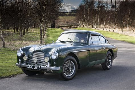 Aston Martin Car Models by Used 1956 Aston Martin Other Models For Sale In County