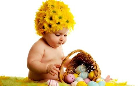 wallpaper flower baby cute and lovely baby pictures free download