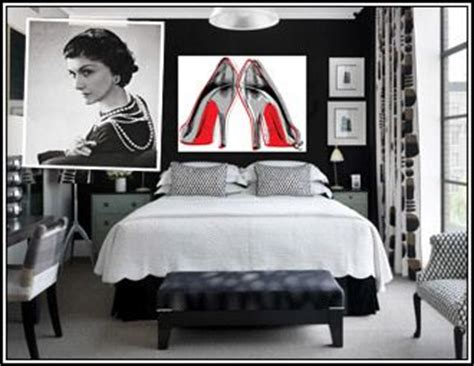 coco chanel themed bedroom pinterest the world s catalog of ideas