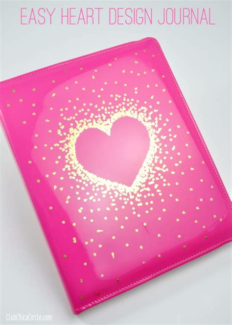 simple design for journal 34 cheap but cool valentine s day gifts