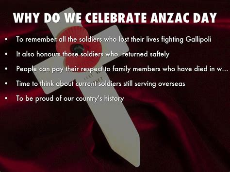 why day celebrated anzac day by ktuimana