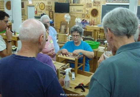 cathryns classes antler baskets chair caning