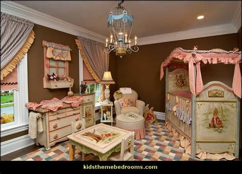 Beatrix Potter Nursery Decor Decorating Theme Bedrooms Maries Manor