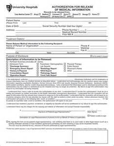 Form sample legal medical authorization release form sample forms