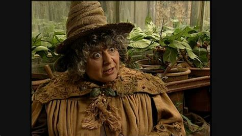 harry potter and the chamber of secrets miriam margolyes short interview youtube