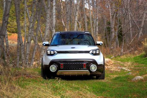 All Wheel Drive Kias Kia Unveils Electric All Wheel Drive Trail Ster Concept