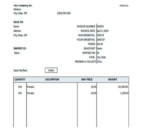 i need an invoice template i need an invoice template 28 images free invoice