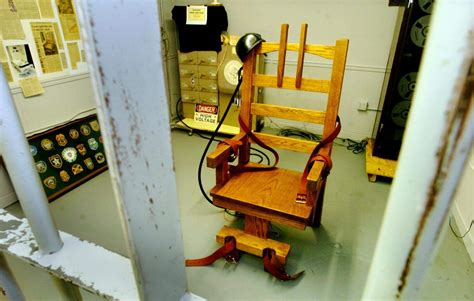 Which States Still The Electric Chair by Tennessee Brings Back Electric Chair Tbo