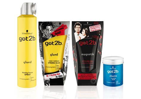 styling gel got2b new schwarzkopf styling range hits british high street