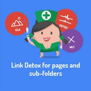 Look Out For Detox Link by Seo Studies Linkresearchtools