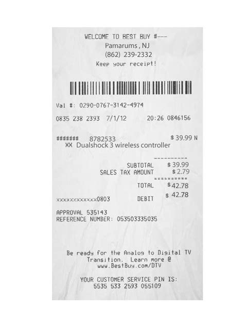 best buy receipt template sle receipt with design studio design gallery best