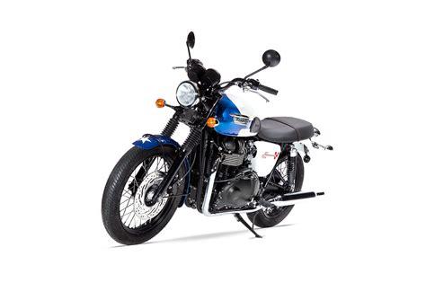 Motorrad Führerschein Test 2015 by Gebrauchte Und Neue Triumph Bonneville T214 Motorr 228 Der Kaufen