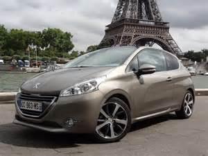 Test Peugeot 208 Test Peugeot 208 Fline 1 6 L E Hdi De 115 Ch Fap Reine
