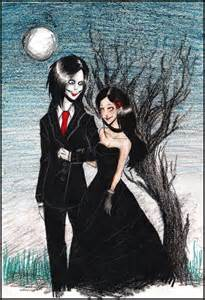 Jane the killer x jeff the killer lemon jeff the killer x slendermans
