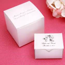 personalized wedding favor boxes personalized white wedding cake boxes 50 pcs white wedding favor boxes favor boxes favor