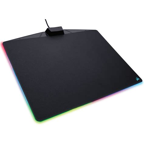 Tapis De Souris Rigide by Corsair Gaming Mm800 Rgb Polaris Tapis De Souris Corsair